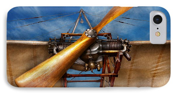Pilot - Prop - They Don't Build Them Like This Anymore Phone Case by Mike Savad