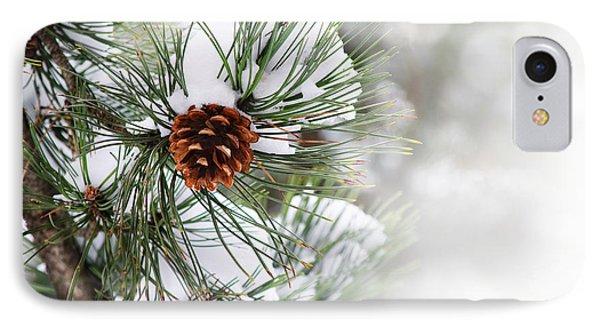 Pine Tree Phone Case by Jelena Jovanovic