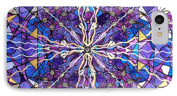 Pineal Opening Phone Case by Teal Eye  Print Store
