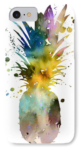 Pineapple 2 IPhone Case by Luke and Slavi