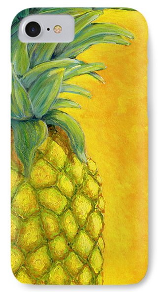 Pineapple IPhone 7 Case by Karyn Robinson