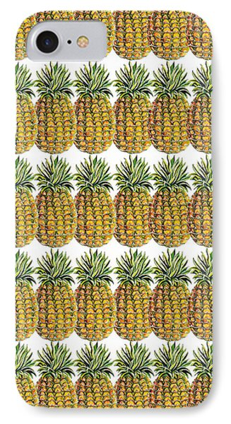Pineapple Parade Phone Case by John Keaton