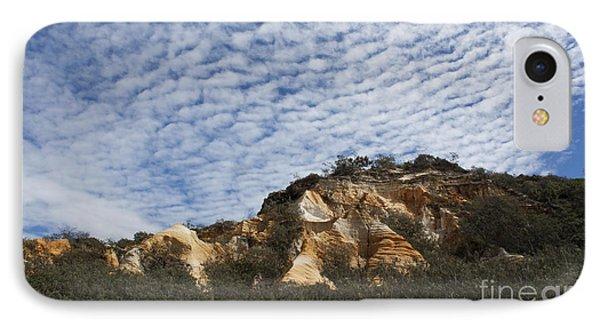 Pinnacles Of Fraser Island IPhone Case by Linda Lees
