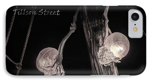Pirate Mast Lights Phone Case by LeeAnn McLaneGoetz McLaneGoetzStudioLLCcom