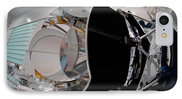 IPhone Case featuring the photograph Planck Space Observatory Before Launch by Science Source