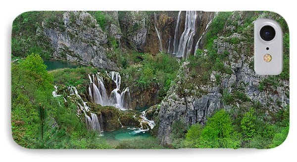 Plitvice Phone Case by Ivan Slosar