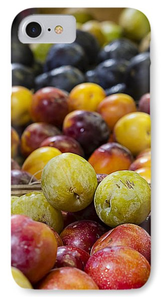 Plum Gorgeous IPhone Case by Caitlyn  Grasso