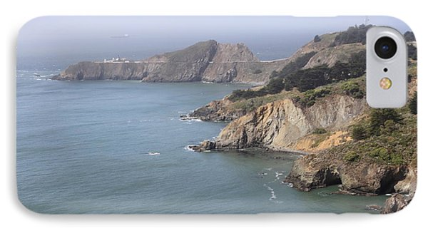 Point Bonita Bay IPhone Case by Christiane Schulze Art And Photography