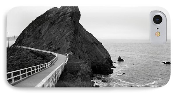 Point Bonita Cove IPhone Case by Clay Townsend