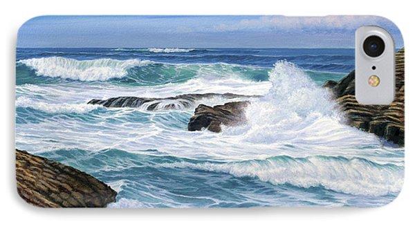 Point Lobos Phone Case by Paul Krapf