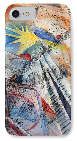 Point Of View Phone Case by Mary Benke