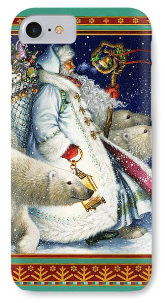 Polar Magic IPhone Case by Lynn Bywaters