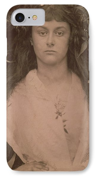 Pomona IPhone Case by Julia Margaret Cameron