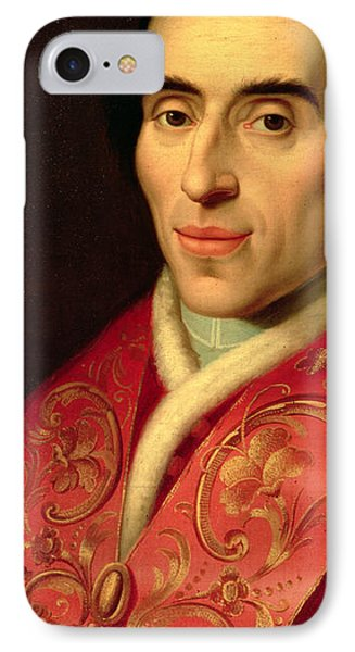 Pope Pius Vii IPhone Case by Anonymous