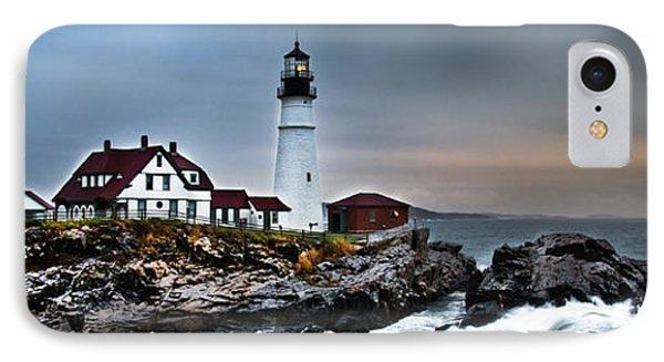 Portland Head Lighthouse 1 Phone Case by Glenn Gordon