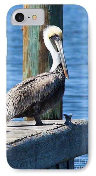Posing Pelican IPhone 7 Case by Carol Groenen