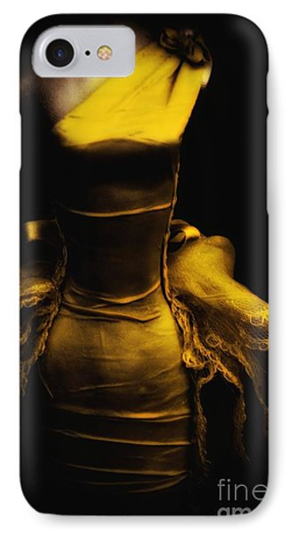Possessed Phone Case by Lauren Leigh Hunter Fine Art Photography