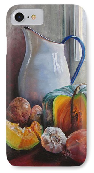 Potential Pumpkin Soup Phone Case by Lynda Robinson