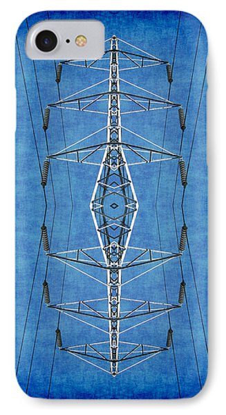 Power Up 3 IPhone Case by Wendy J St Christopher