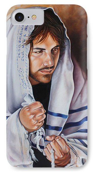 Prayer For Israel Phone Case by Ilse Kleyn
