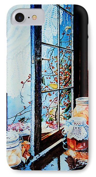 Preserving The Harvest Phone Case by Hanne Lore Koehler