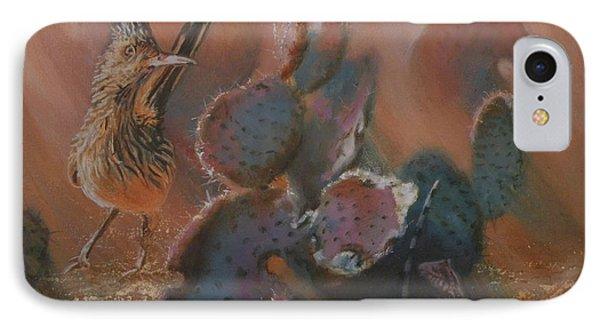 Prickly Situation Phone Case by Mia DeLode