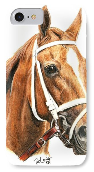 Princess Of Sylmar Phone Case by Pat DeLong