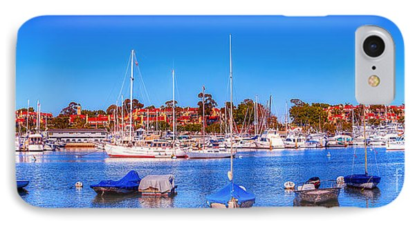 Promontory Point - Newport Beach Phone Case by Jim Carrell