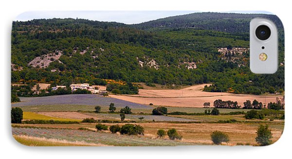 Provence Landscape Phone Case by Bob Phillips