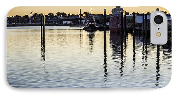 Providence Waterfront Phone Case by Andrew Pacheco