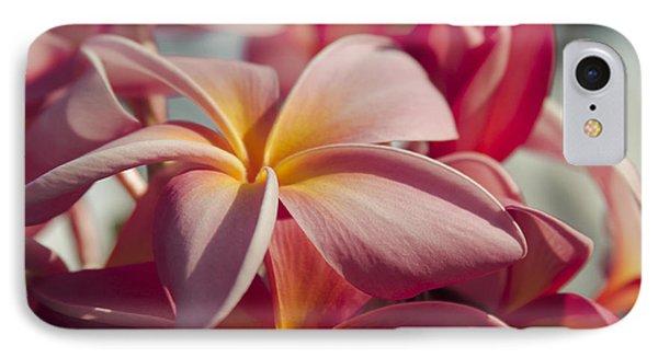 Pua Melia Ke Aloha Maui Hikina Phone Case by Sharon Mau