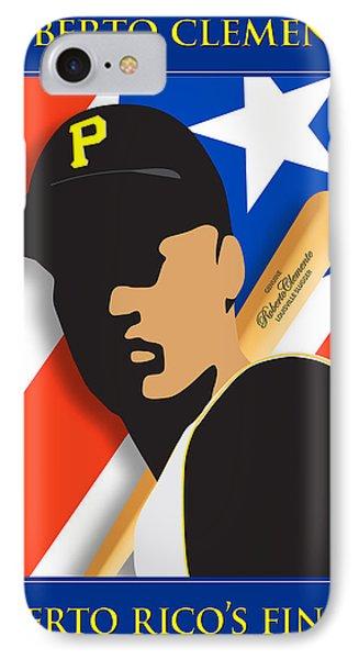 Puerto Rico's Finest IPhone Case by Ron Regalado