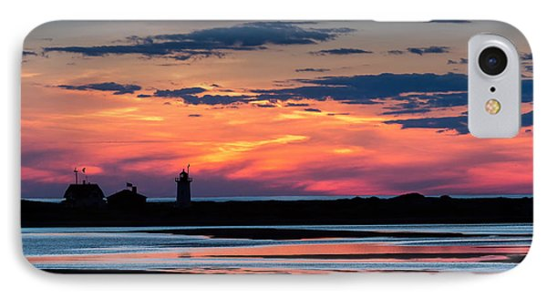 Race Point Light Sunset IPhone Case by Bill Wakeley
