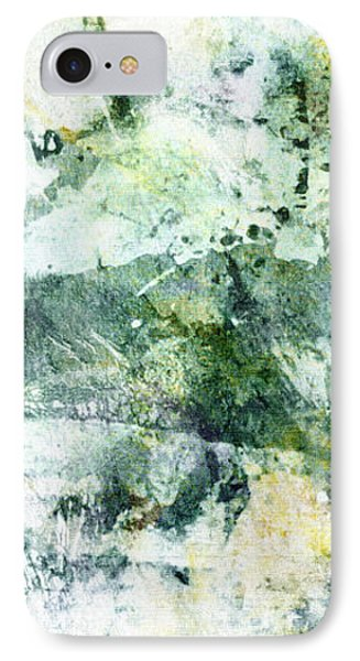 Ragtime Abstract  Art  Phone Case by Ann Powell