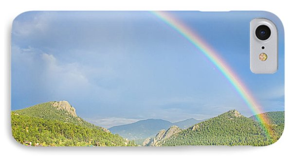 Rainbow Over Rollinsville Phone Case by James BO  Insogna