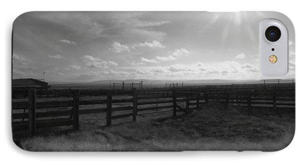 Rancho Colorado Phone Case by Anna Villarreal Garbis
