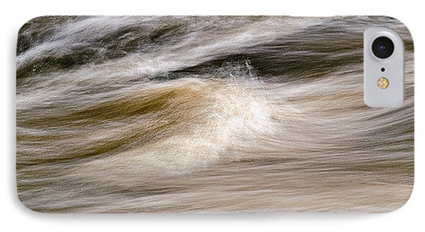 Rapids Phone Case by Marty Saccone