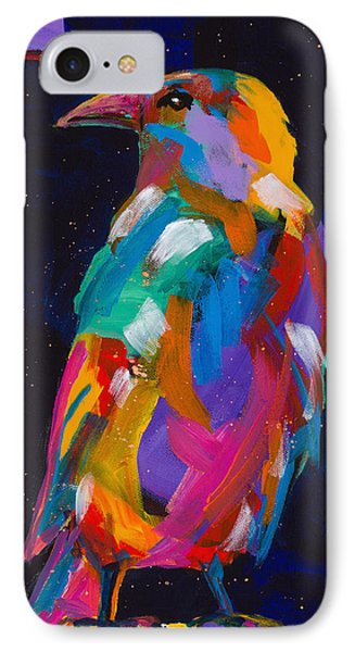 Raven Dreams Phone Case by Tracy Miller