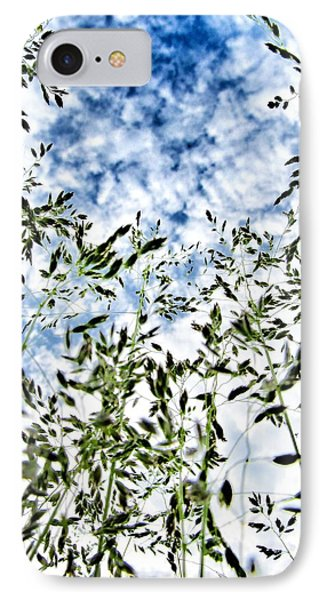 Reach To The Sky IPhone Case by Marianna Mills