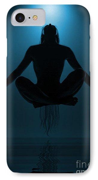Reaching Nirvana.. IPhone 7 Case by Nina Stavlund
