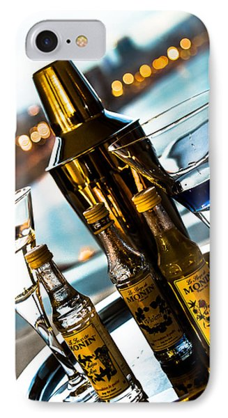 Ready For Drinks IPhone Case by Sotiris Filippou