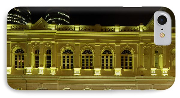 Recently Restored Buildings On Chatham IPhone Case by Panoramic Images
