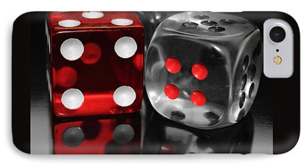 Red Rollers IPhone Case by Shane Bechler