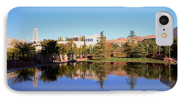 Reflection Pond Phone Case by Kathleen Struckle