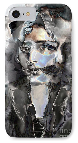 Reincarnation Phone Case by Ursula Freer