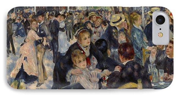 Renoir Moulin De Galette Phone Case by Granger