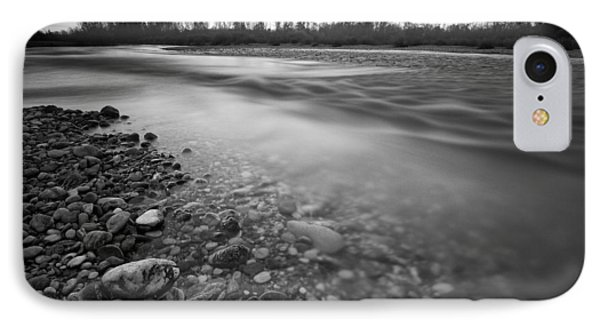 Restless River IPhone Case by Davorin Mance