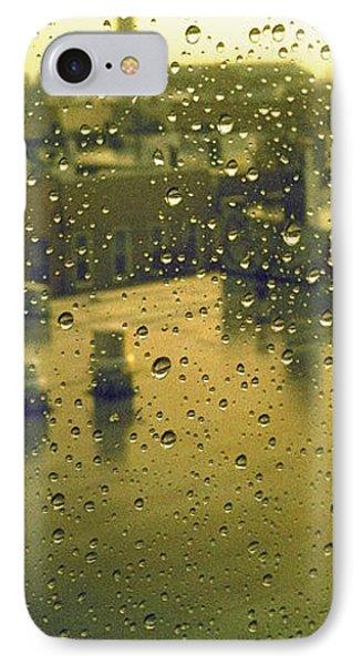 Ridgewood Wet With Rain St Matthias Roman Catholic Church Phone Case by Mieczyslaw Rudek Mietko