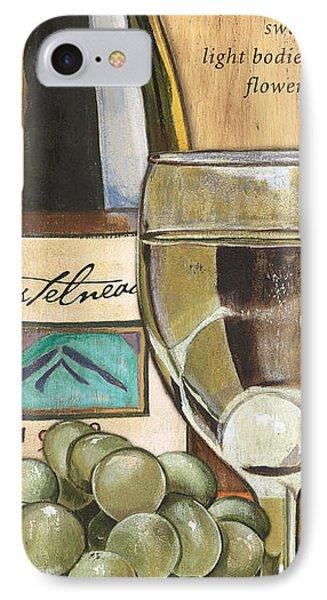 Riesling IPhone Case by Debbie DeWitt
