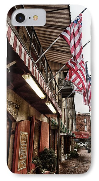 River Street IPhone Case by Gestalt Imagery